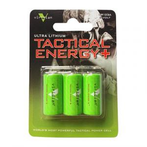 Viridian Cr123a Lithium Batteries