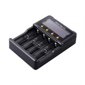 Fenix Lighting 4-Bay Digital Charger Plus