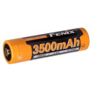 Fenix Lighting 18650 (3.6v) 3500 Mah Rechargeable Li-Ion Battery