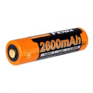 Fenix Lighting 18650 (3.6v) 3500 Mah Usb Rechargeable Li-Ion Battery