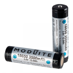 Modlite Systems Modlite 18650 Battery