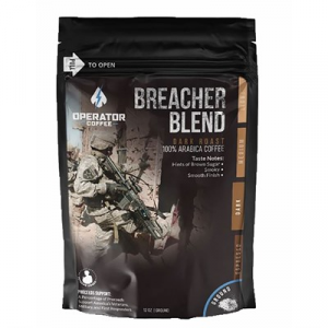 Operator Club Llc Breacher Blend Dark Roast Coffee