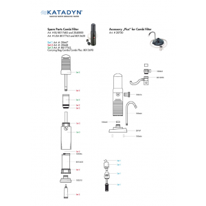 photo: Katadyn Drip TRK Outlet Tap Kit water filter accessory