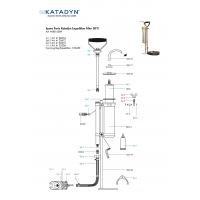 Katadyn North America - Expedition KFT Filter Small Parts Kit