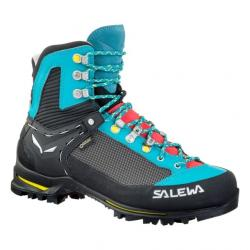 Salewa Raven 2 GTX Mountaineering Boots - Women's, Black/Pinky, 7, 61327-934-7-DEMO
