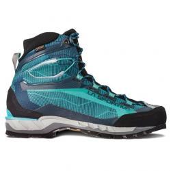 La Sportiva Trango Tech GTX Mountaineering Boots - Women's, Aqua/Opal, 37