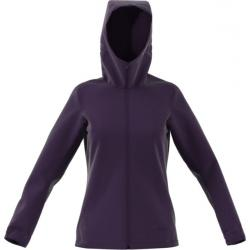 Adidas Outdoor Terrex GTX Rain Jacket - Women's, Legend Purple