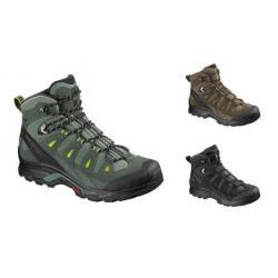Salomon Quest Prime GTX Backpacking Boot - Men's, Canteen/Wren/Martini Olive, Medium, 10