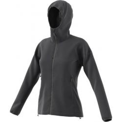 Adidas Outdoor Agravic Alpha Shield Hoody - Women's, Carbon