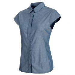 Mammut Fedoz Shirt - Women's, Whisper, Small