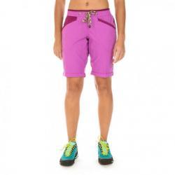 La Sportiva Rocker Short - Women's, Purple/Plum, Small