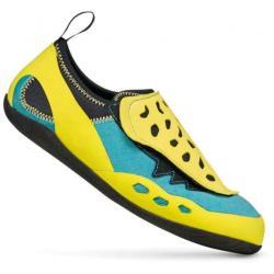 Scarpa Piki Climbing Shoes - Kids, Maldive, Medium, 27/28