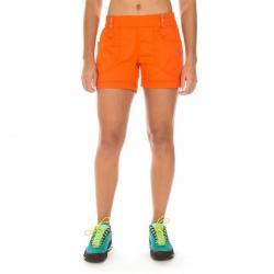 La Sportiva Escape Short - Women's, Lily Orange, Extra Small