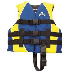 Airhead Kids Classic Family Life Vest, Blue
