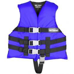 Airhead Kids General Purpose Vest, Blue