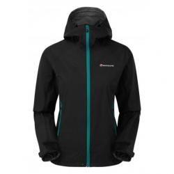 Montane Atomic Jacket - Women's, Black, Extra Small
