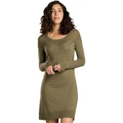 Toad&Co Cambria Sweater Dress - Women's, Rustic Olive, Large