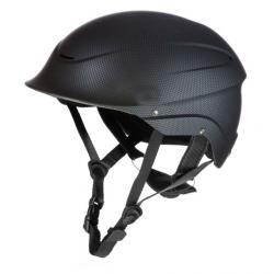 Shred Ready Standard Halfcut Helmet, Carbon Black, One-Size