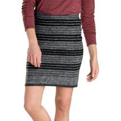 Toad&Co Heartfelt Sweater Skirt - Women's, Iron Throne, Large