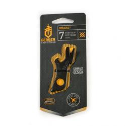 Gerber Shard Keychain Tool - Card Packaging