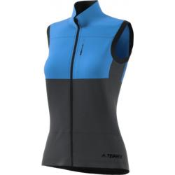Adidas Outdoor Demo, Xperior Vest - Women's, Real Blue/Carbon, Small