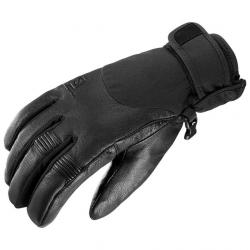 Salomon Qst Gtx Gloves - Women's, Black, Extra Large