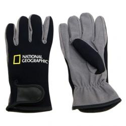 National Geographic Diving Neoprene Gloves, Large
