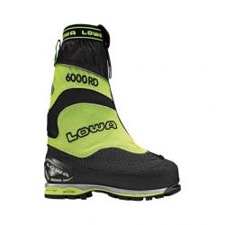 Lowa Expedition 8000 EVO RD Mountaineering Boots - Men's, Lime/Silver, Medium, 10