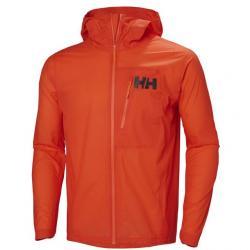Helly Hansen Odin Minimalist 2.0 Jacket - Men's, Cherry Tomato, Large