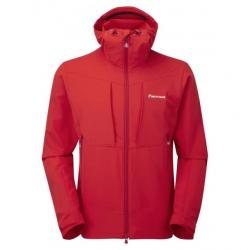 Montane Dyno Stretch Jacket, Alpine Red, M