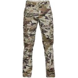 Under Armour UA Tactical Combat Pants - Men's, 30/34, Camo