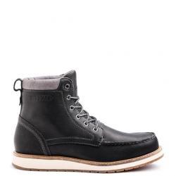 Kodiak Zane Boot - Men's, 6 In, Waterproof, Black, Medium, 10 US