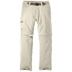 Outdoor Research Equinox Convertible Pants - Men's, Cairn, 38 Waist, Short Inseam