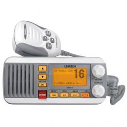 Uniden  Fixed Mount VHF Radio - White