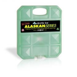 Arctic Ice 1.5lb Alaskan Series Cool Pack,Green,Medium,1 Degree PCM