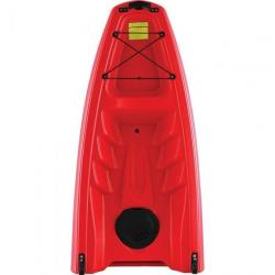 Point 65 Falcon Front Piece, Red