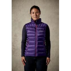 SHEDRab Electron Vest wmns, Juniper / Zinc, UK12/ US M