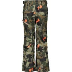 Obermeyer Parker Pant - Boy's, Hot Shot Camo, Medium,  SHOT CAMO-M