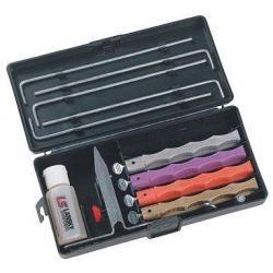 Lansky Sharpeners Lansky Sharpening Kit w/Four Diamond Hones