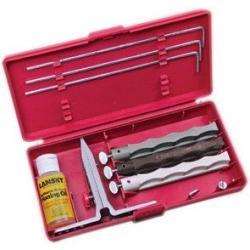Lansky Sharpeners 3-Stone Natural Arkansas Kit