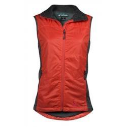 Brooks-Range Alpha Vest Women's, Deep Coral, Medium,  Coral-M
