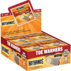 Hot Hands Hothands Toe Warmers 40 Pair 8 Hour W/ Adhesive