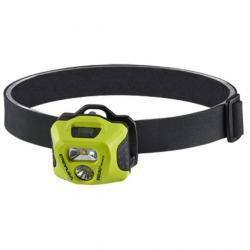 Streamlight Enduro Pro Haz-Lo Headlamp, Elastic Headstrap, Rubber Hard Hat Strap, And 3Mdual Lock, Yellow