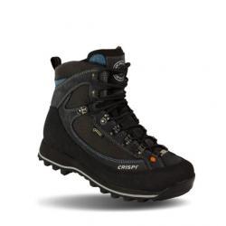 Crispi Summit GTX Backpacking Boot - Women's, Grey/Blue, Medium, 6