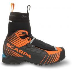 Scarpa Ribelle Tech HD Mountaineering Shoes - Men's, Black/Orange, 42.5 Euro