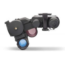 Steiner eOptics NVS-21 Low Profile Night Vision Monocular, Black