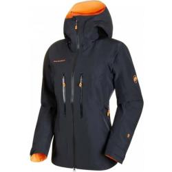 Mammut Nordwand Advanced HS Hooded Jacket - Women's, Black, Extra Small