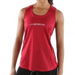 La Sportiva Calypso Tank - Women's, Berry, XL