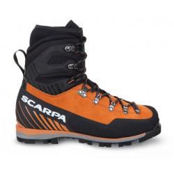 Scarpa Mont Blanc Pro GTX Mountaineering Boots - Men's, Tonic, Medium, 40