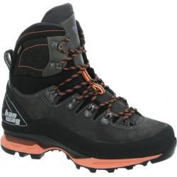 Hanwag Alverstone II GTX Mountaineering Boot - Women's, Asphalt/Orink, Medium, 10 US